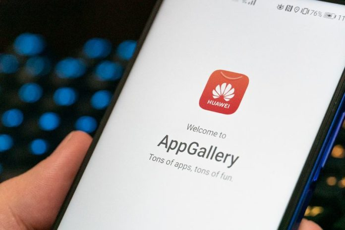 Banking apps now available on AppGallery in Kenya