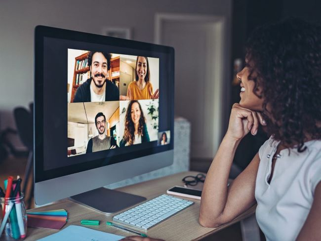 Embracing a remote, video-driven business environment