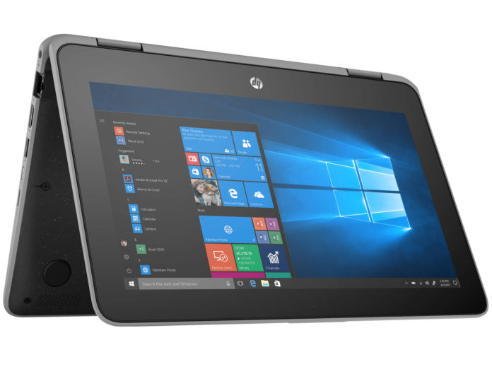 HP unveils new ProBook, a convertible laptop for limitless learning