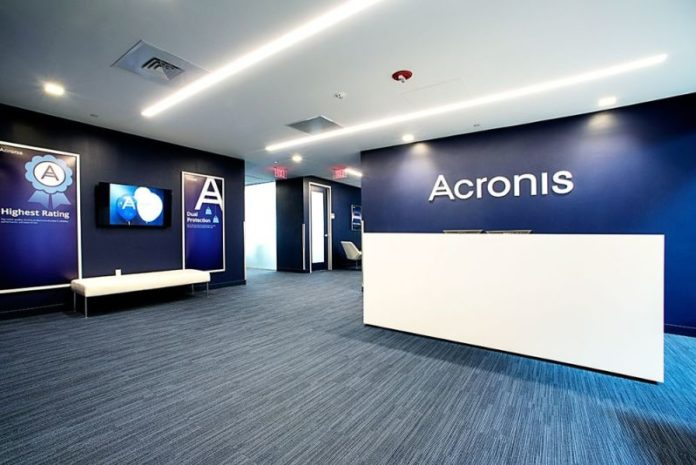 Acronis acquires South African distributor Synapsys