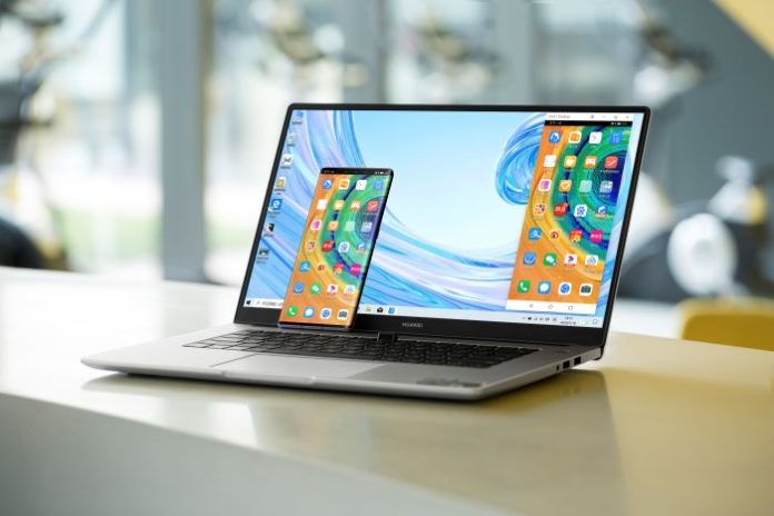 Huawei unveils upgraded MateBook D 14