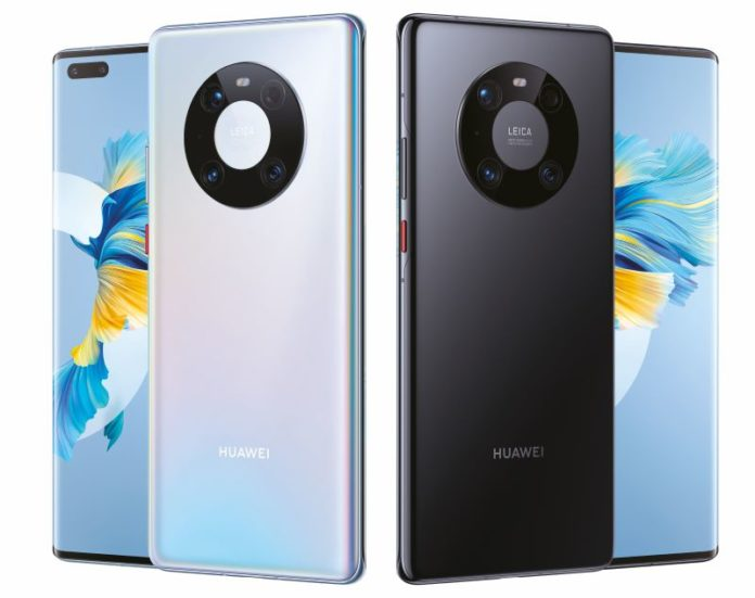 Huawei Mate40 Pro launches in South Africa