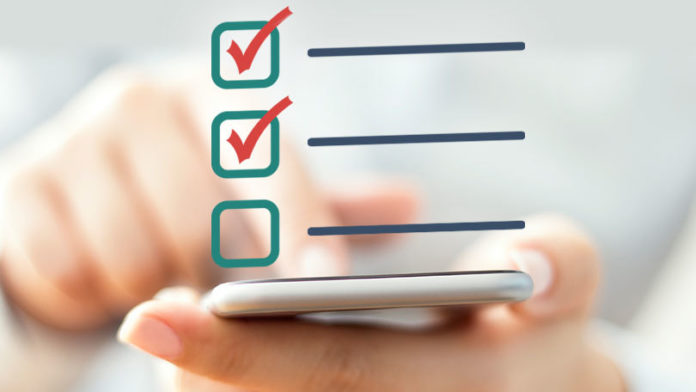 5 Top to-do list apps to help keep you productive