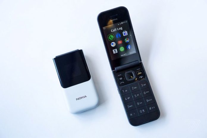 Vodacom unveils new Nokia 2720 for persons with specific needs