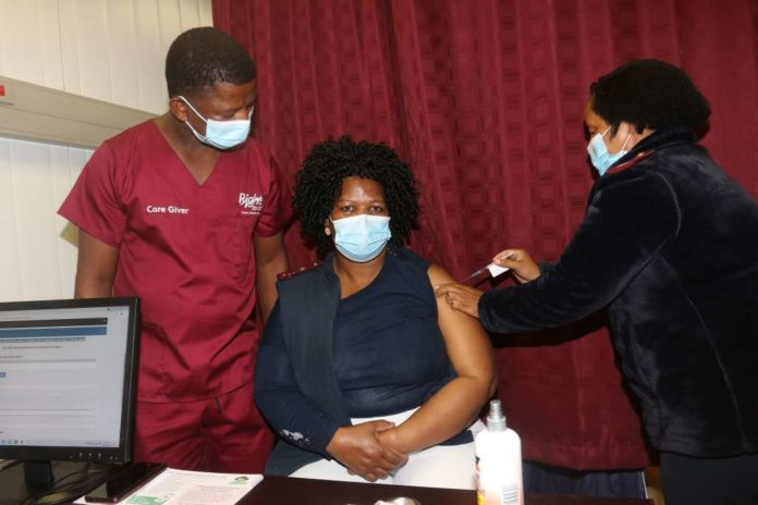 Innovation and tech critical for rapid vaccination in rural South Africa