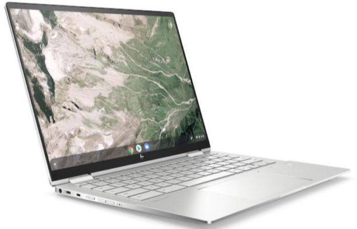 New HP Chromebook powers cloud experiences for hybrid work environments