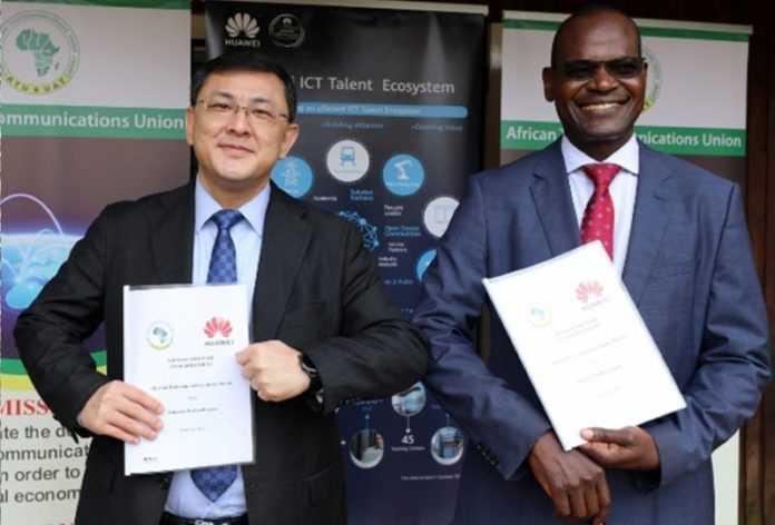 ATU and Huawei ink deal to boost digital transformation in Africa