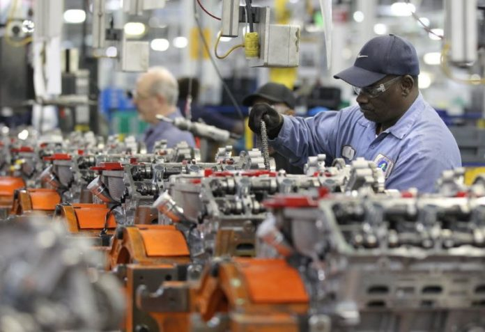 What are the top business trends in Manufacturing for 2021?