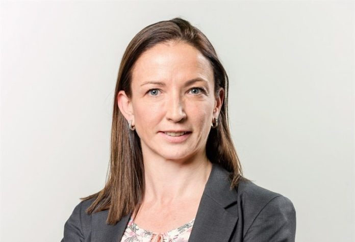 Veaam's Lisa Strydom says women are steadily climbing the technology stack